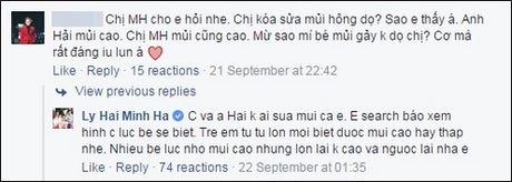 Con cung bi che xau, Ho Ngoc Ha va ba xa Ly Hai phan ung ra sao? - Anh 2