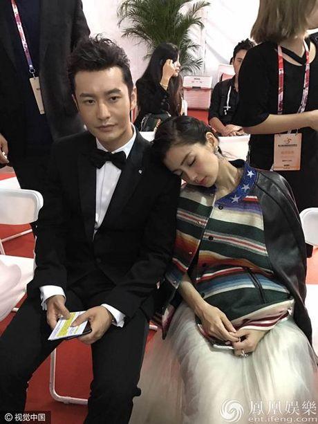 Huynh Hieu Minh hanh phuc tuyen bo Angela Baby da mang thai - Anh 10