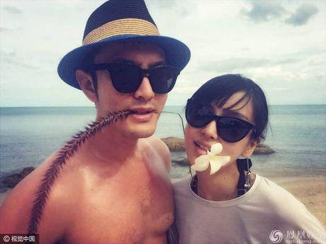 Huynh Hieu Minh hanh phuc tuyen bo Angela Baby da mang thai - Anh 4