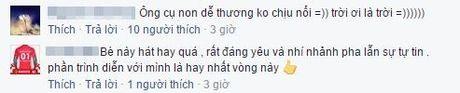 Nhat Minh hoa thanh 'bac lam vuon' - so huu tiet muc duoc yeu thich nhat dem Liveshow 4 - Anh 9