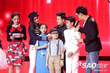 Dong Nhi 'sung so' voi hanh dong cua tro cung tai The Voice Kids 2016 - Anh 5