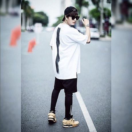 Khong chi giong hat, Lou Hoang con 'don nga' tim fans boi style cuc chat - Anh 11