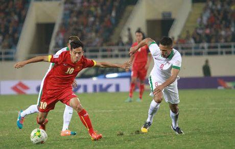 Khan gia Viet Nam duoc xem tran Indonesia - Viet Nam tren K+ - Anh 1
