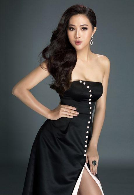 Dieu Ngoc: Neu lot vao vong ung xu Miss World, toi se noi tieng Anh - Anh 2