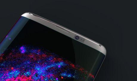 Chiem nguong Samsung Galaxy S8 voi ngoai hinh tuyet dep nhu chi co trong mo - Anh 3
