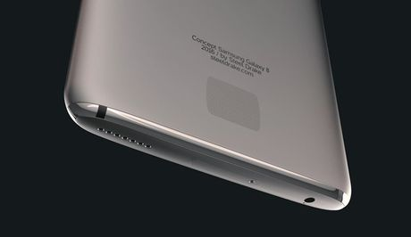 Chiem nguong Samsung Galaxy S8 voi ngoai hinh tuyet dep nhu chi co trong mo - Anh 5