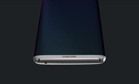 Chiem nguong Samsung Galaxy S8 voi ngoai hinh tuyet dep nhu chi co trong mo - Anh 7