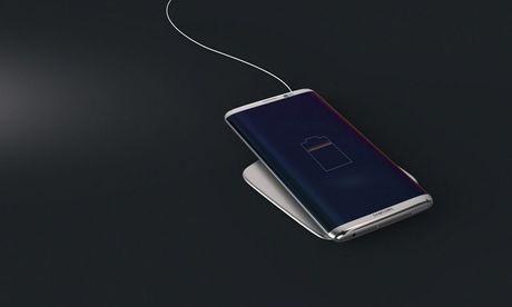 Chiem nguong Samsung Galaxy S8 voi ngoai hinh tuyet dep nhu chi co trong mo - Anh 8
