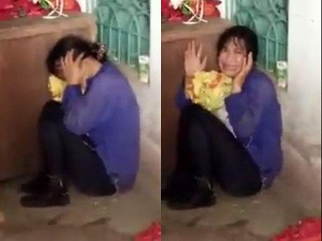 Su that nguoi phu nu an mac cu rach bat coc tre em o Hai Phong - Anh 1