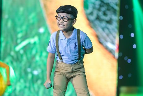 Hot boy The Voice Kids chinh phuc hit Phan Manh Quynh - Anh 5