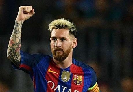 Tu choi gia han hop dong, Messi muon ra di duoi dang tu do - Anh 1
