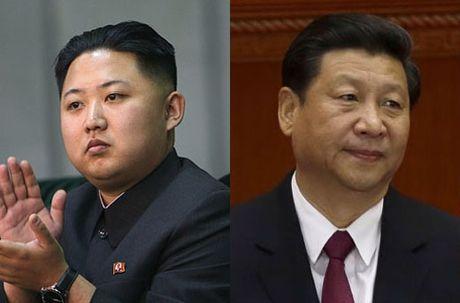 Buc tuc vi Trieu Tien thu hat nhan, Trung Quoc tinh 'tram' Kim Jong-un? - Anh 1