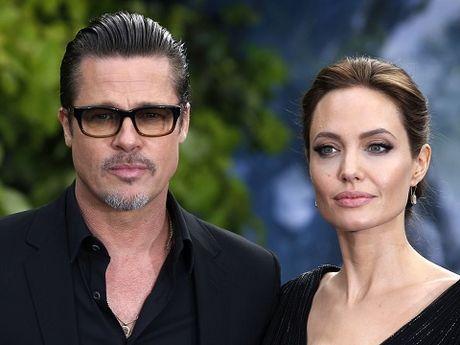 FBI khong dieu tra, Angelina Jolie khong muon Brad Pitt bi truy to - Anh 1