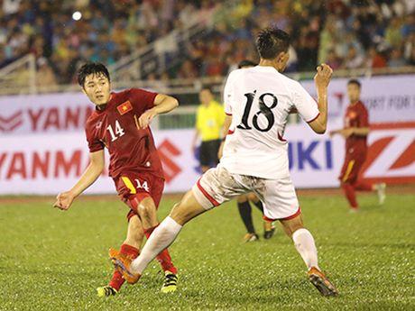 TRUC TIEP, Indonesia 0-2 Viet Nam: Minh Tuan dut diem cuc manh (Hiep 1) - Anh 2