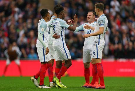 Anh, Duc thang lon, Lewandowski lap hat-trick o vong loai World Cup - Anh 1
