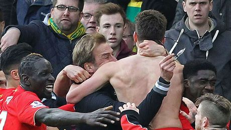 Nhin lai chang duong sau 1 nam gan bo voi Liverpool cua Jurgen Klopp - Anh 4