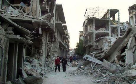 Du thao nghi quyet cua Phap, Nga bi bac, tuong lai Syria them mit mo - Anh 1