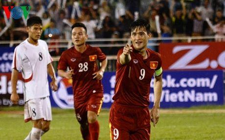 Hang thu mo ngu, DT Viet Nam hoa dau don truoc Indonesia - Anh 1