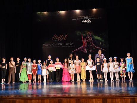 Da tim ra 30 dien vien ballet Viet nhi cho vo dien 'Kep hat de' - Anh 9