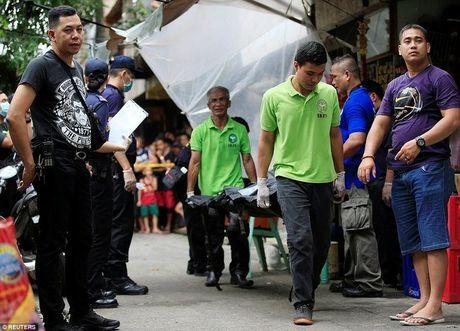 100 ngay cua Tong thong Philippines: 3.700 nguoi chet - Anh 4