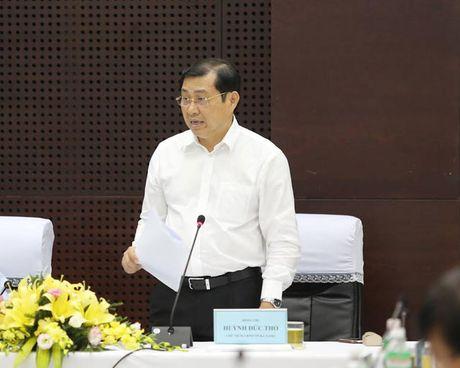 Chu tich Da Nang phan doi viec bau cu cua cai goi la TP Tam Sa - Anh 1