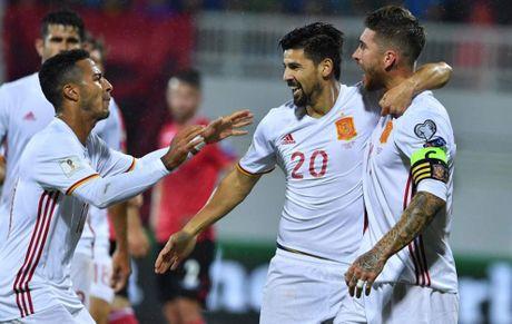 Sao Man City than phien ve mat san Albania - Anh 1
