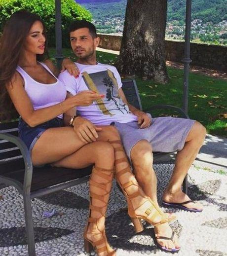 Erjona Sulejmani khoe tron body voi do lot sexy - Anh 8