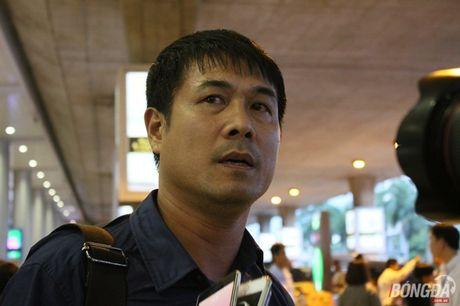 HLV Huu Thang: 'Luon co nguoi thay the Tuan Anh, Xuan Truong' - Anh 1