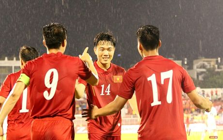 HLV Huu Thang: 'Luon co nguoi thay the Tuan Anh, Xuan Truong' - Anh 2