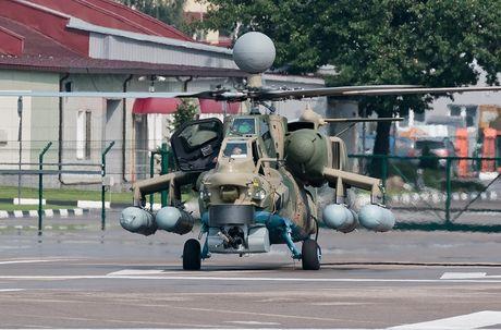 Tong hop loat tinh nang 'khung' tren truc thang Mi-28NM Nga - Anh 1