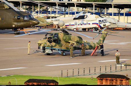 Tong hop loat tinh nang 'khung' tren truc thang Mi-28NM Nga - Anh 2