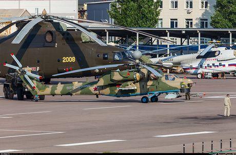 Tong hop loat tinh nang 'khung' tren truc thang Mi-28NM Nga - Anh 3