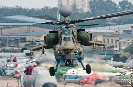 Tong hop loat tinh nang 'khung' tren truc thang Mi-28NM Nga - Anh 5