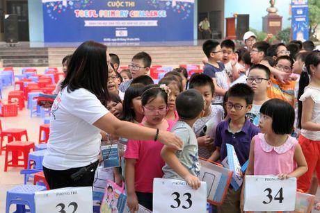 Khai mac thi TOEFL Primary Challenge nam hoc 2016 - 2017 tai Ha Noi - Anh 1
