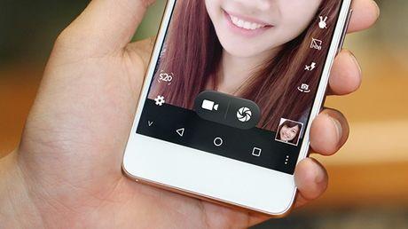 Cung LAI Yuna X selfie dep tuoi 20 - Anh 4