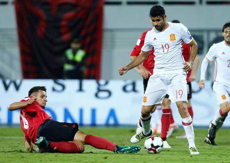 Vong loai World Cup 2018: Sao Premier League giup Tay Ban Nha vuot qua Albania - Anh 2