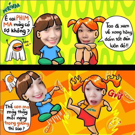 Hoa Minzy, Nha Phuong sieu kute trong trao luu troll anh - Anh 8