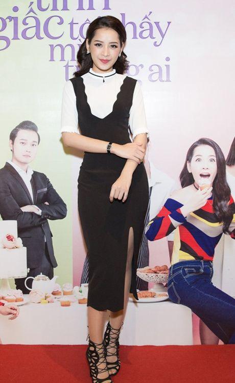 Chi Pu len tieng khi bi che la 'MC tham hoa' cua The Voice Kids - Anh 1