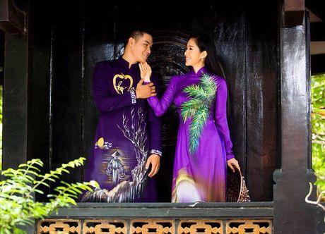 Le Phuong khoe anh vui ve ben tinh cu, tinh moi - Anh 7