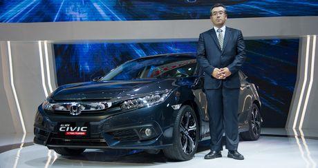 Tro chuyen voi Ky su truong Du an phat trien Honda Civic the he thu 10 - Anh 1