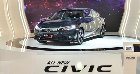 Tro chuyen voi Ky su truong Du an phat trien Honda Civic the he thu 10 - Anh 2