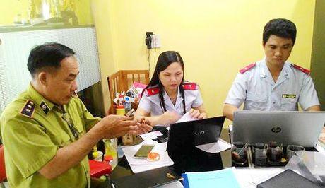 61% co so kinh doanh vang trang suc, my nghe lam hang kem chat luong - Anh 1