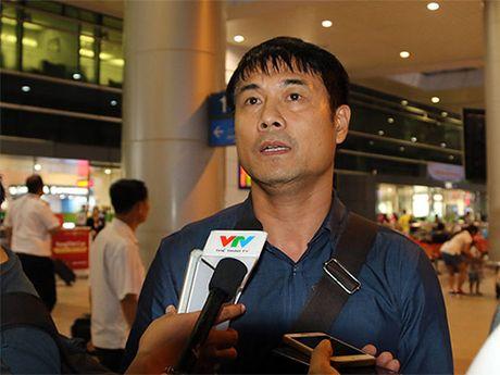 Huu Thang: DTVN khong phu thuoc Xuan Truong, Tuan Anh - Anh 1