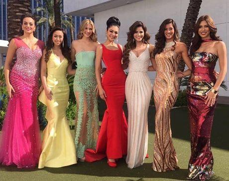 Nguyen Thi Loan tu tin o Miss Grand International 2016 - Anh 11