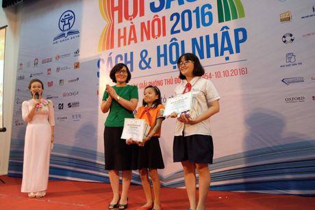 Lan dau tien Ha Noi co Dai su van hoa doc Thu do - Anh 1