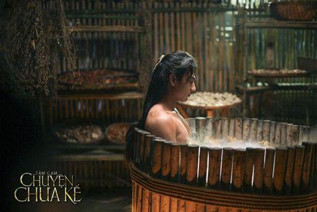 Nhung hinh anh sieu cuon hut cua Isaac trong phim Tam Cam - Anh 9