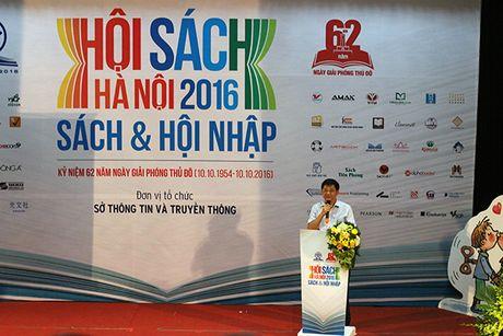 Ha Noi trao giai cuoc thi Dai su Van hoa doc 2016 - Anh 1