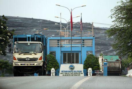 TP HCM: 'Da Phuoc khong co co so tra lai 2.000 tan rac' - Anh 1