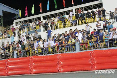 Giai dua xe mo to cup quoc gia vong 11 nam 2016: Kich tinh den phut cuoi cung - Anh 12