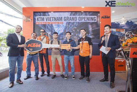 Doi tac chu luc Piaggio Viet Nam phan phoi doc quyen mo to KTM - Anh 1